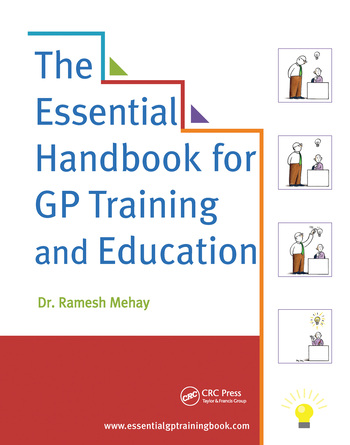 The Essential Handbook for GP Training and Education book cover