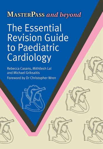 The Essential Revision Guide to Paediatric Cardiology book cover