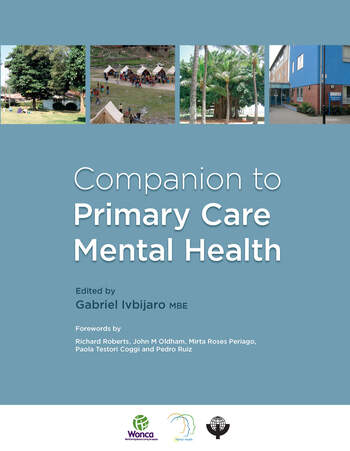 Companion to Primary Care Mental Health book cover