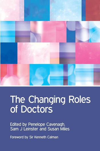 The Changing Roles of Doctors book cover