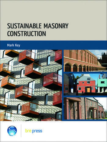 Sustainable Masonry Construction (EP 99) book cover
