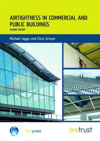 Airtightness in Commercial and Public Buildings book cover