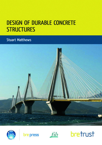 Design of Durable Concrete Structures book cover