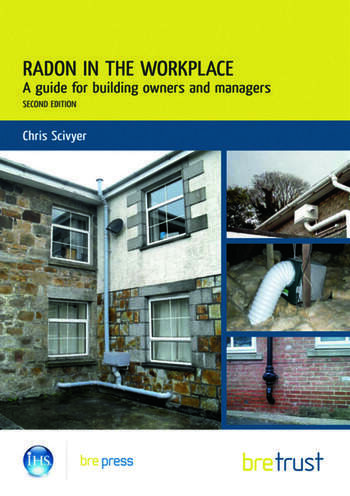 Radon in the Workplace A Guide for Building Owners and Managers book cover
