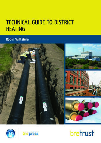 Technical Guide to District Heating book cover