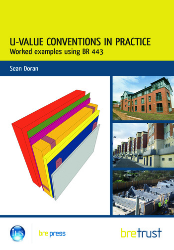 U-Value Conventions in Practice Worked Examples using BR 443 book cover