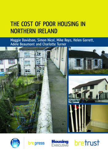 The Cost of Poor Housing in Northern Ireland book cover