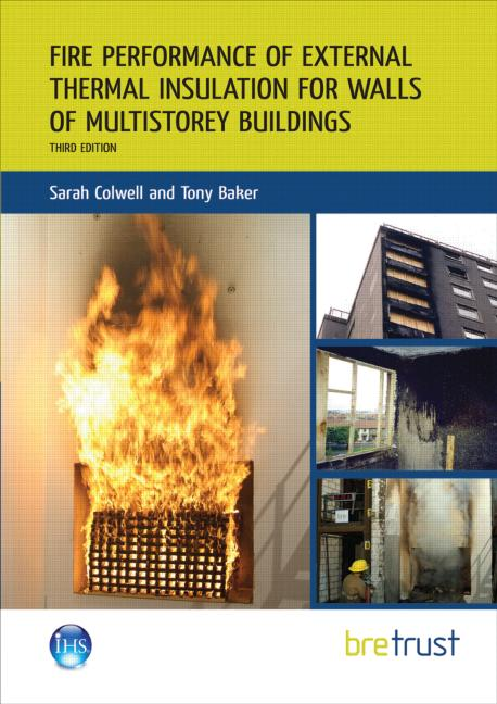 Fire Performance of External Thermal Insulation for Walls of Multistorey Buildings book cover