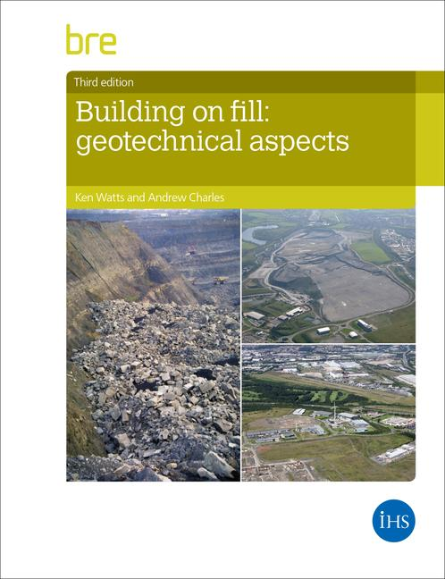 Building on Fill Geotechnical Aspects book cover