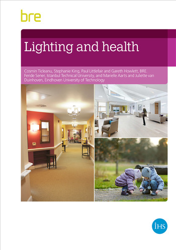 Lighting and Health book cover