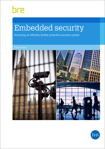 Embedded Security Procuring an Effective Facility Protective Security System book cover