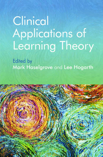 Clinical Applications of Learning Theory book cover