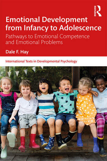 Emotional Development from Infancy to Adolescence Pathways to Emotional Competence and Emotional Problems book cover