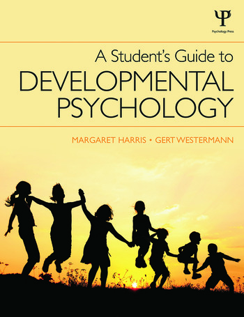 A Student's Guide to Developmental Psychology book cover