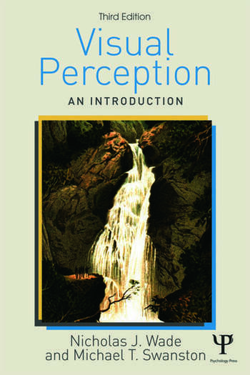 Visual Perception An Introduction, 3rd Edition book cover