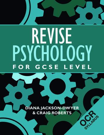 Revise Psychology for GCSE Level OCR book cover