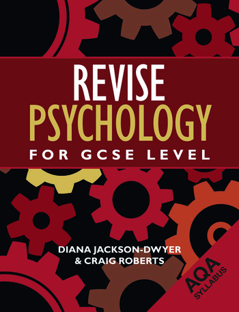 Revise Psychology for GCSE Level AQA book cover