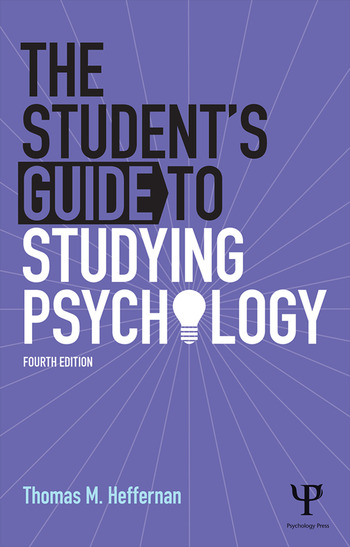The Student's Guide to Studying Psychology book cover