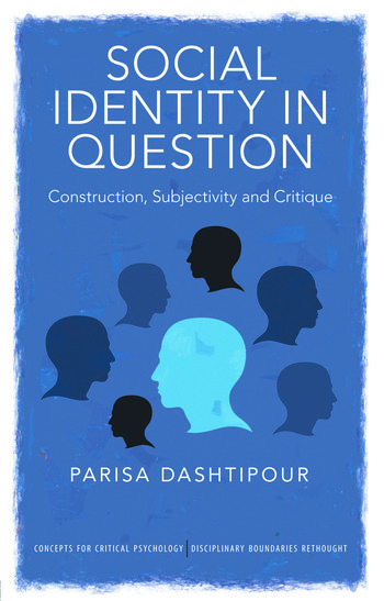 Social Identity in Question Construction, Subjectivity and Critique book cover