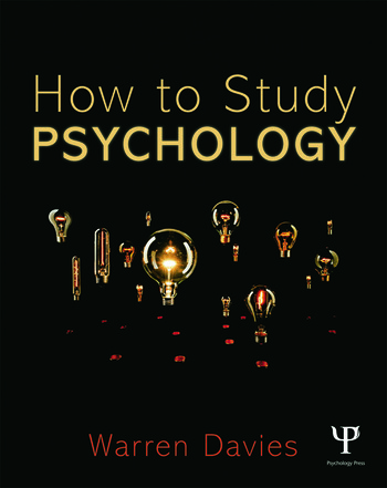 How to Study Psychology book cover