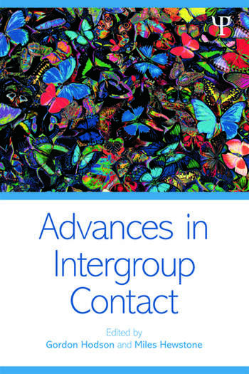 Advances in Intergroup Contact book cover
