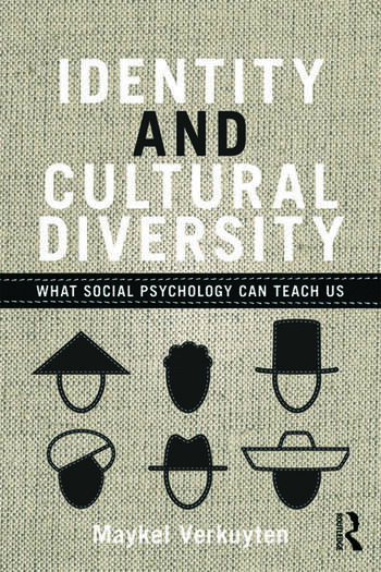 Identity and Cultural Diversity What social psychology can teach us book cover