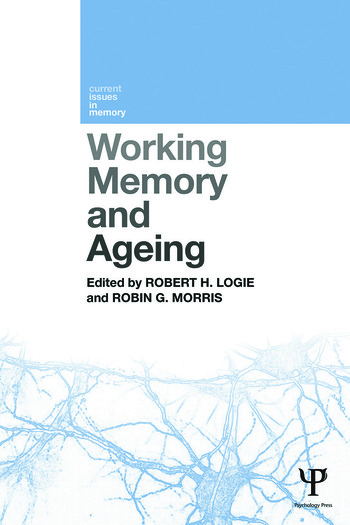 Working Memory and Ageing book cover