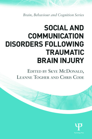 Social and Communication Disorders Following Traumatic Brain Injury book cover