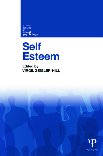 Self-Esteem book cover