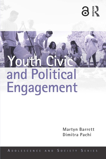 Youth Civic and Political Engagement book cover