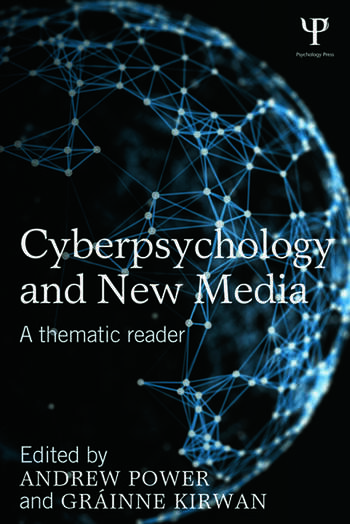 Cyberpsychology and New Media A thematic reader book cover