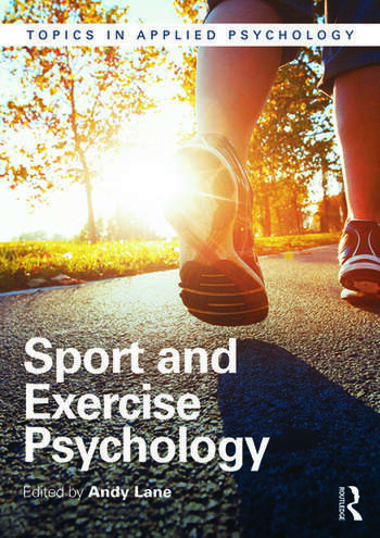 Sport and Exercise Psychology book cover