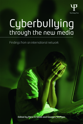 Cyberbullying through the New Media Findings from an international network book cover
