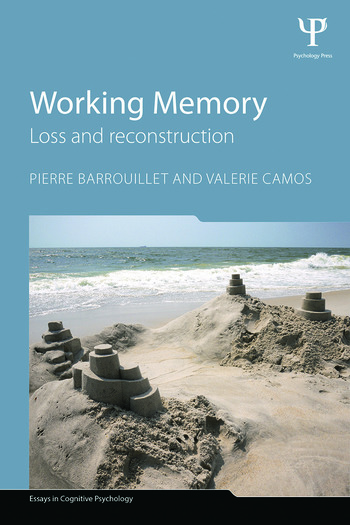 Working Memory Loss and reconstruction book cover