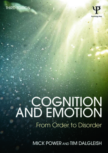 Cognition and Emotion From order to disorder book cover