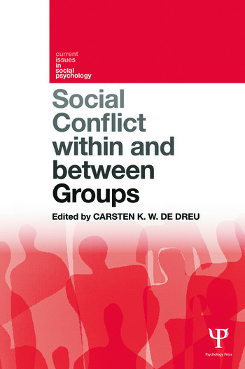 Social Conflict within and between Groups book cover