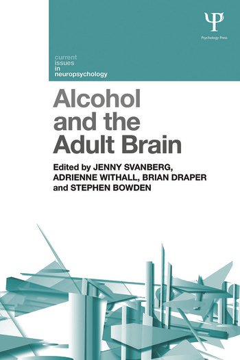 Alcohol and the Adult Brain book cover