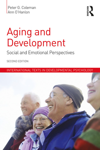 Aging and Development Social and Emotional Perspectives book cover
