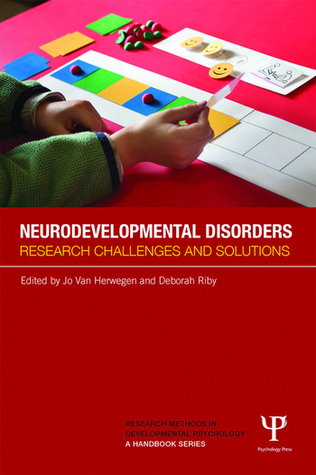 Neurodevelopmental Disorders Research challenges and solutions book cover