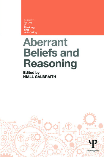 Aberrant Beliefs and Reasoning book cover