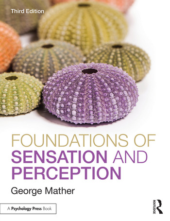 Foundations of Sensation and Perception book cover