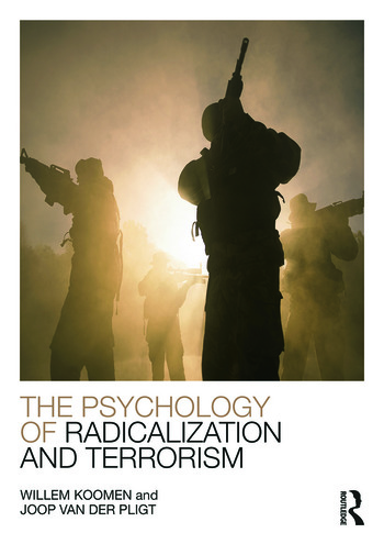 The Psychology of Radicalization and Terrorism book cover