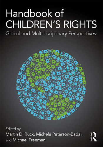Handbook of Children's Rights Global and Multidisciplinary Perspectives book cover