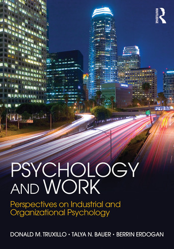 Psychology and Work Perspectives on Industrial and Organizational Psychology book cover