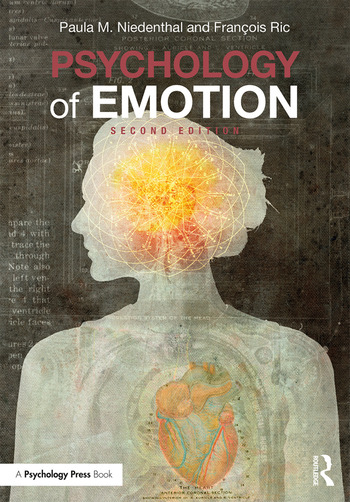 Psychology of Emotion book cover