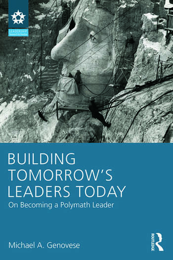Building Tomorrow's Leaders Today On Becoming a Polymath Leader book cover