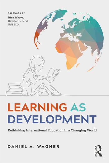 Learning as Development Rethinking International Education in a Changing World book cover