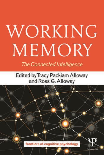 Working Memory The Connected Intelligence book cover