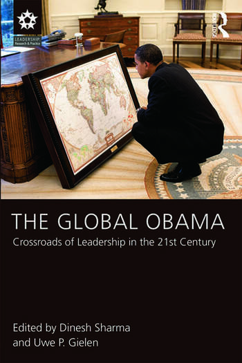 The Global Obama Crossroads of Leadership in the 21st Century book cover