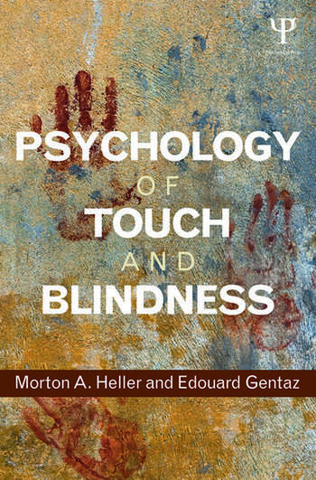 Psychology of Touch and Blindness book cover